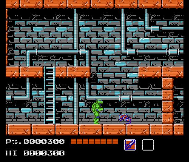 Teenage Mutant Ninja Turtles TMNT Konami Nintendo Entertainment System NES Amiga Amstrad CPC Atari ST Commodore 64 PC MS-DOS MSX ZX Spectrum Xtreme Retro 3