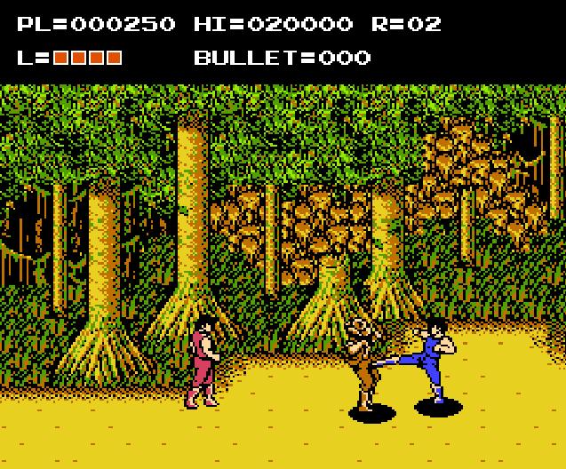 The Adventures of Bayou Billy NES Xtreme Retro 1