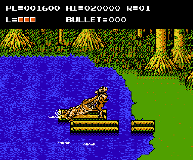 The Adventures of Bayou Billy NES Xtreme Retro 2