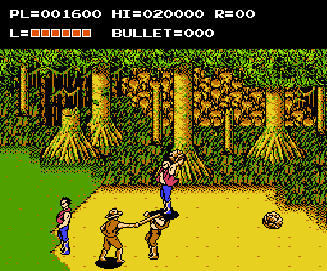 The Adventures of Bayou Billy NES Xtreme Retro 3
