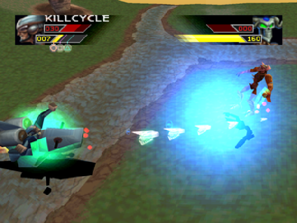 The Unholy War Proein Crystal Dynamics Sony PlayStation PSone PSX Xtreme Retro 11