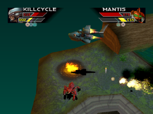 The Unholy War Proein Crystal Dynamics Sony PlayStation PSone PSX Xtreme Retro 13