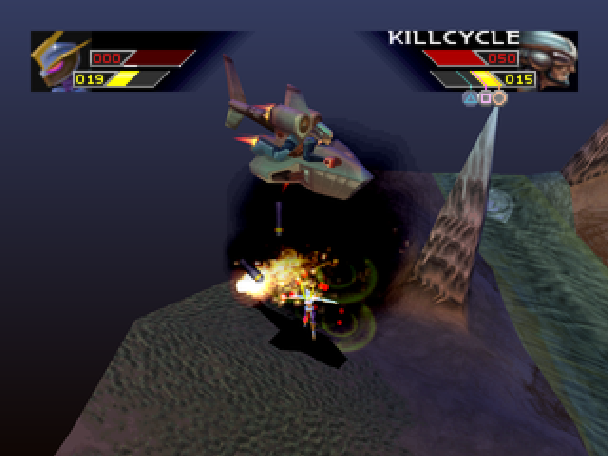 The Unholy War Proein Crystal Dynamics Sony PlayStation PSone PSX Xtreme Retro 18