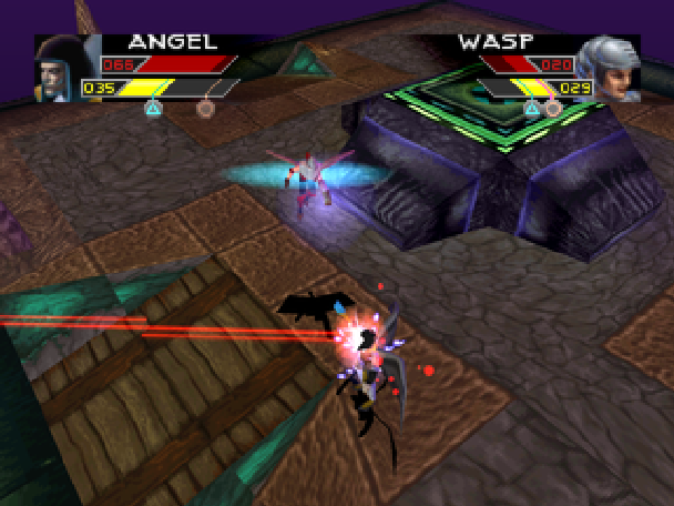 The Unholy War Proein Crystal Dynamics Sony PlayStation PSone PSX Xtreme Retro 19