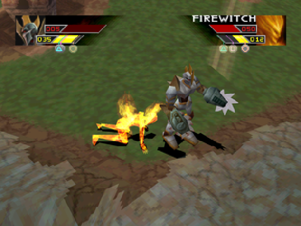 The Unholy War Proein Crystal Dynamics Sony PlayStation PSone PSX Xtreme Retro 25
