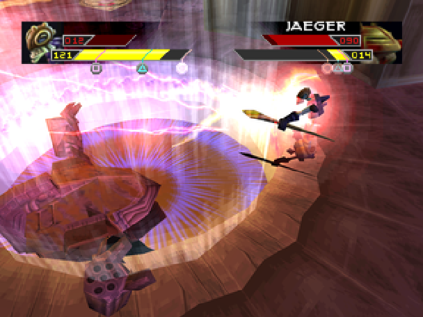 The Unholy War Proein Crystal Dynamics Sony PlayStation PSone PSX Xtreme Retro 28