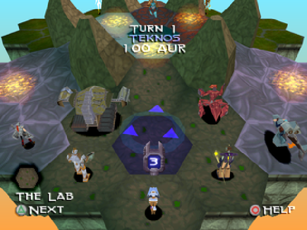 The Unholy War Proein Crystal Dynamics Sony PlayStation PSone PSX Xtreme Retro 38