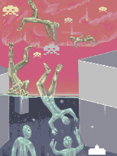 Videogames Pixel Art Xtreme Retro