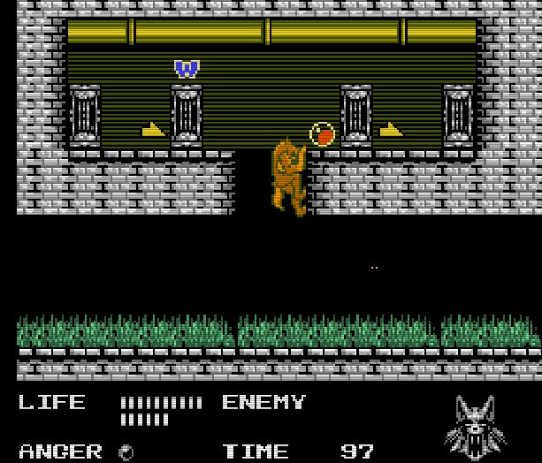 Werewolf the Last Warrior SAS Sakata Data East Takara Nintendo Entertainment System NES Xtreme Retro 9