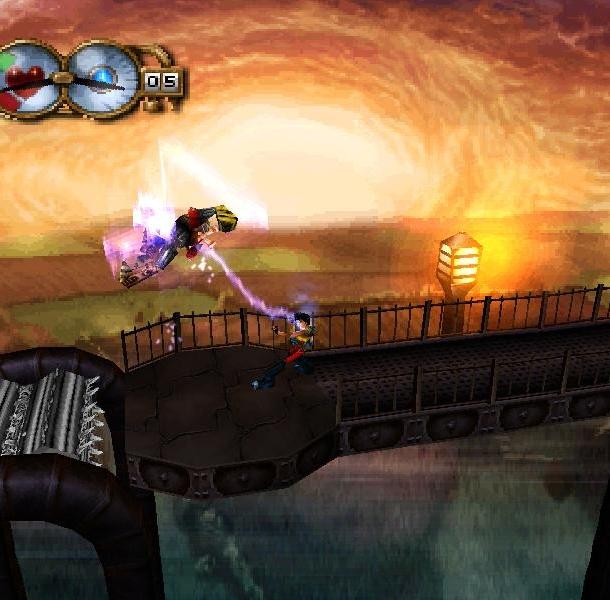 Wild 9 Shiny Entertainment Interplay David Perry Sony PlayStation PSone PSX Xtreme Retro 4
