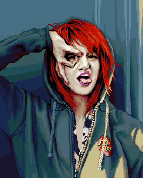 Wild 9 Shiny Entertainment Interplay David Perry Sony PlayStation PSone PSX Xtreme Retro Pixel Art