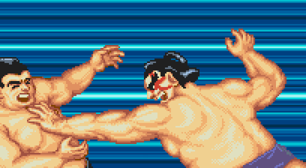 Ah! Harimanada Mega Drive Game Gear 1993 Xtreme Retro Pixel Art