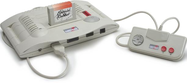 Amstrad GX4000 Xtreme Retro