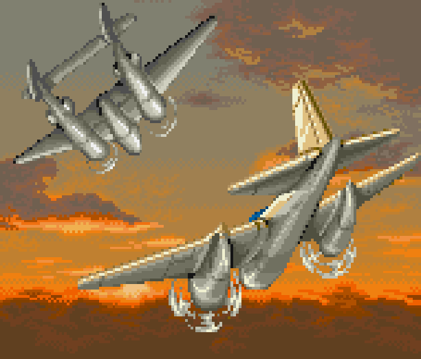 Bomb on Basic City Studio Vetea Sega Genesis Mega Drive Xtreme Retro Pixel Art