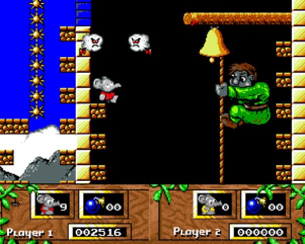 CJs Elephant Antics Codemasters 1991 Commodore 64 C64 Atari ST Amiga Nintendo Entertainment System NES Famicom Spectrum ZX Xtreme Retro 1