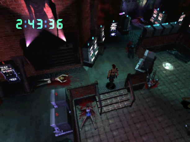 Countdown Vampires Bandai K2 LLC Sony PlayStation PSone PSX Survival Horror Xtreme Retro 1