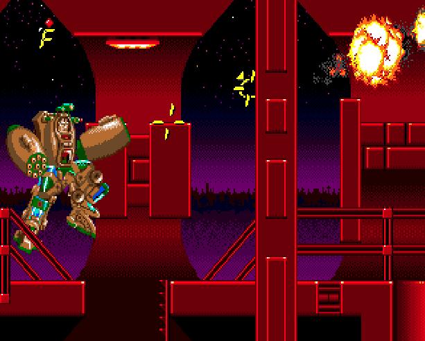 Exo Squad Appaloosa Interactive Sega Genesis Mega Drive Xtreme Retro 1