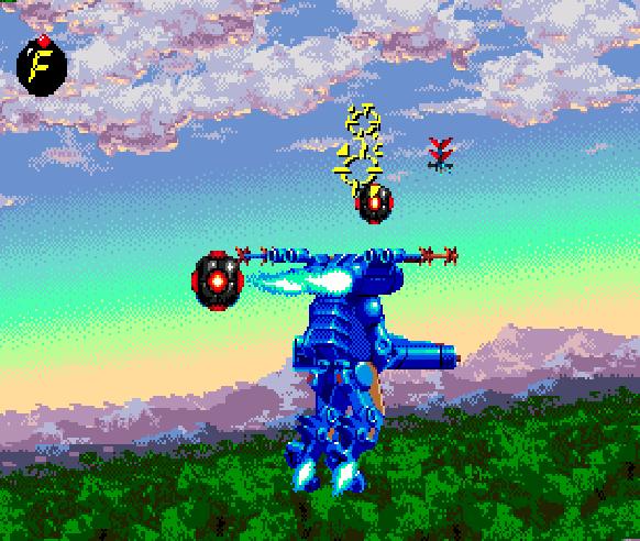 Exo Squad Appaloosa Interactive Sega Genesis Mega Drive Xtreme Retro 2