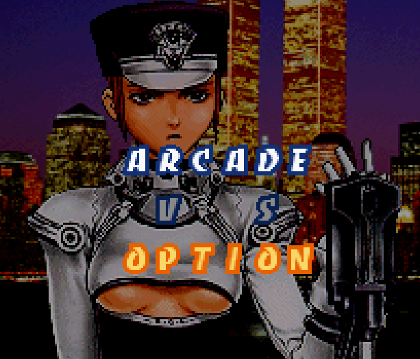Groove on Fight Atlus Arcade Sega Saturn Fighting Game Xtreme Retro 2