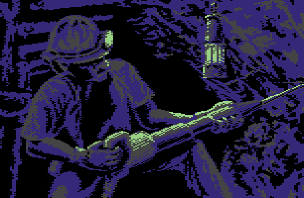 Hero John Van Ryzin Activision Atari 2600 Xtreme Retro Pixel Art