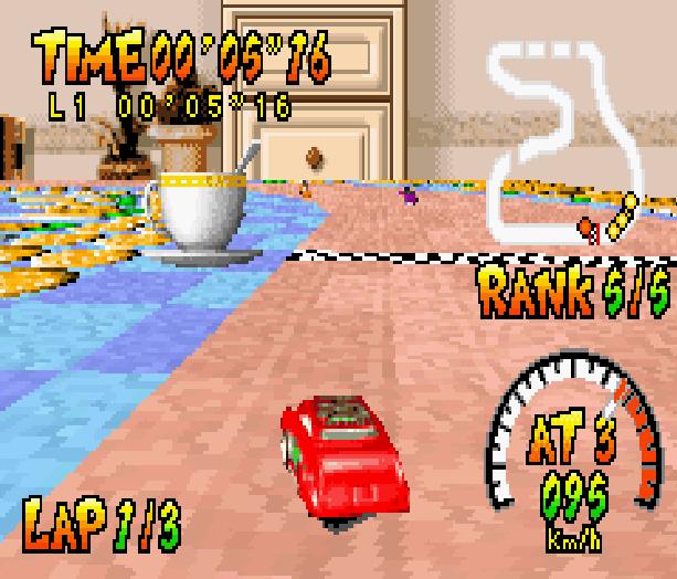 Hot Wheels Burnin Rubber THQ Altron Nintendo Game Boy Advance GBA Xtreme Retro 6
