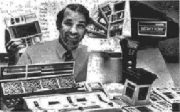 Jay Smith III Microvision Pixel Art Xtreme Retro