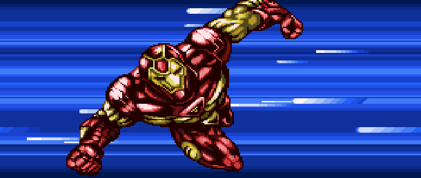 Marvel Super Heroes War of the Gems Capcom Beat em up Super Nintendo SNES Xtreme Retro 3