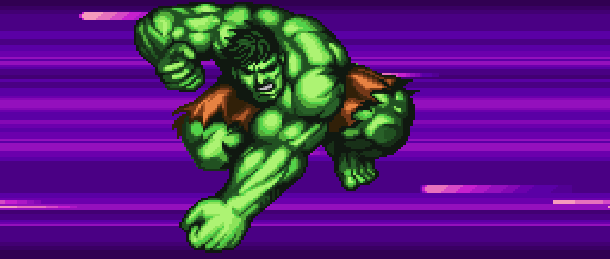 Marvel Super Heroes War of the Gems Capcom Beat em up Super Nintendo SNES Xtreme Retro 4