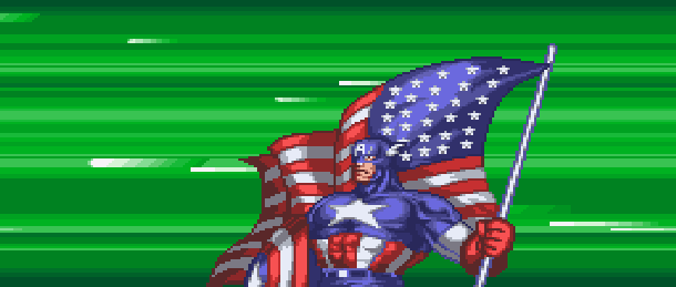 Marvel Super Heroes War of the Gems Capcom Beat em up Super Nintendo SNES Xtreme Retro 6