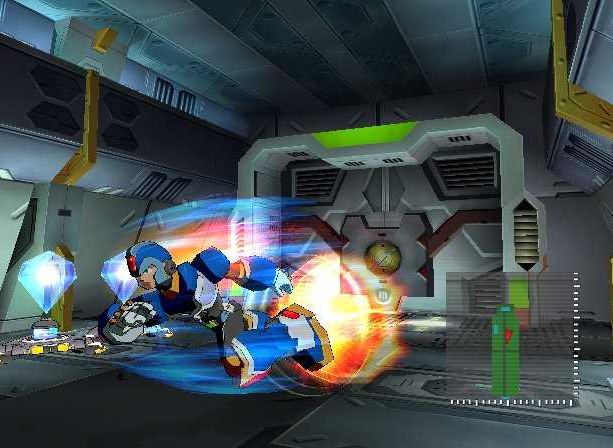Megaman X Command Mission Capcom Rockman Sony PlayStation 2 PS2 GameCube GC RPG Xtreme Retro 2
