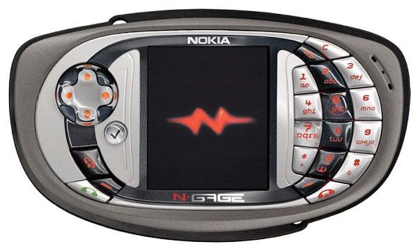 Nokia N Gage Xtreme Retro