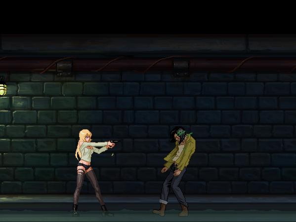 Parasite in Cite Pixel Factory Hentai Game PC Xtreme Retro 3
