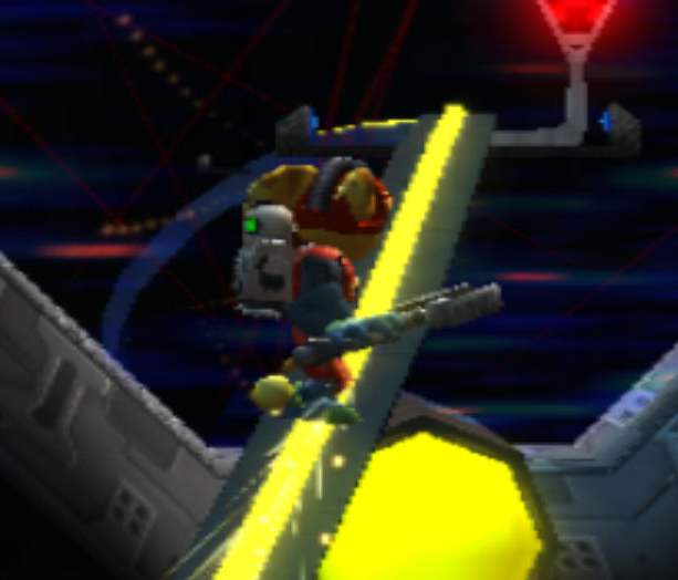 Ratchet and Clank Size Matters PSP Sony PSP PlayStation Portable PS2 Xtreme Retro 4