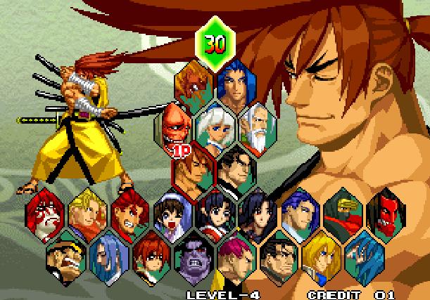 Samurai Shodown V Yuki Enterprise SNK Playmore Arcade Coin Op Neo Geo PlayStation 2 PS2 Xbox Xtreme Retro 1