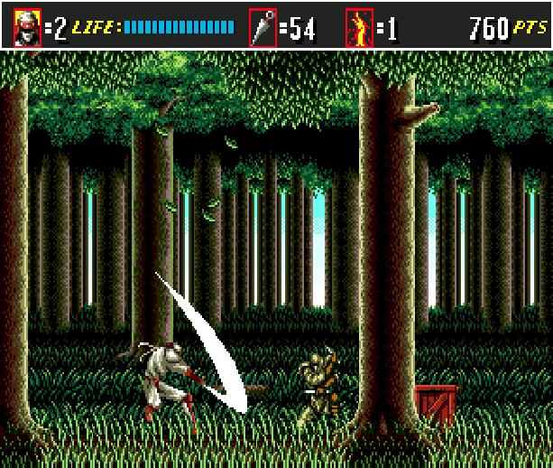 Shinobi III Sega Genesis Mega Drive MD Xtreme Retro