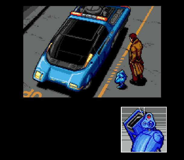 Snatcher Cyberpunk Adventure Sega Mega CD Konami Hideo Kojima Xtreme Retro 11