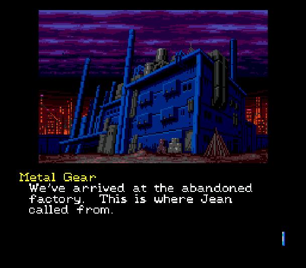 Snatcher Cyberpunk Adventure Sega Mega CD Konami Hideo Kojima Xtreme Retro 12