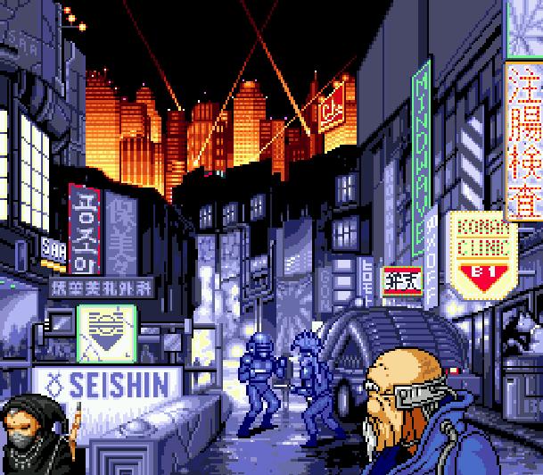 Snatcher Cyberpunk Adventure Sega Mega CD Konami Hideo Kojima Xtreme Retro 6