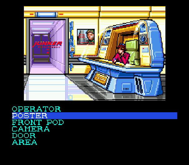 Snatcher Cyberpunk Adventure Sega Mega CD Konami Hideo Kojima Xtreme Retro 7