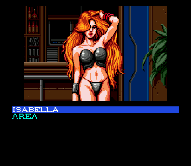 Snatcher Cyberpunk Adventure Sega Mega CD Konami Hideo Kojima Xtreme Retro 8