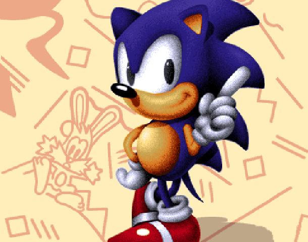 Sonic the Hedgehog Sega Genesis Mega Drive MD Pixel Art Xtreme Retro