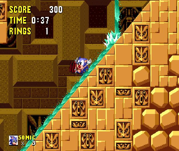 Sonic the Hedgehog Sega Genesis Mega Drive MD Xtreme Retro