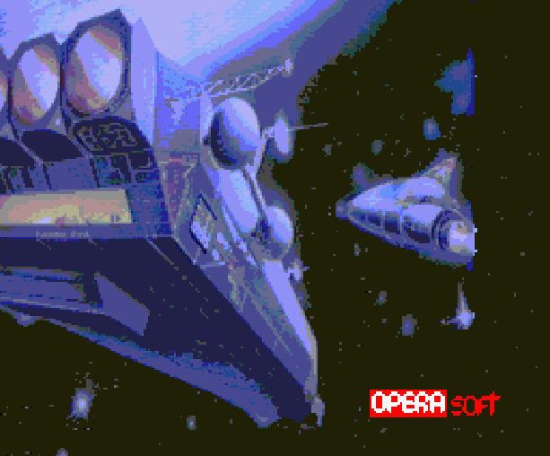 The Last Mission Opera Soft MSX Xtreme Retro