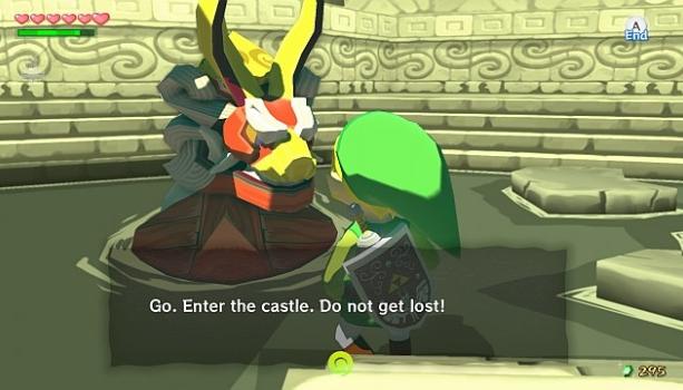 The Legend of Zelda The Wind Waker HD Nintendo Wii U Xtreme Retro 3