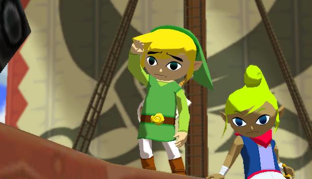 The Legend of Zelda Wind Waker Nintendo GameCube GC WiiU Xtreme Retro 2