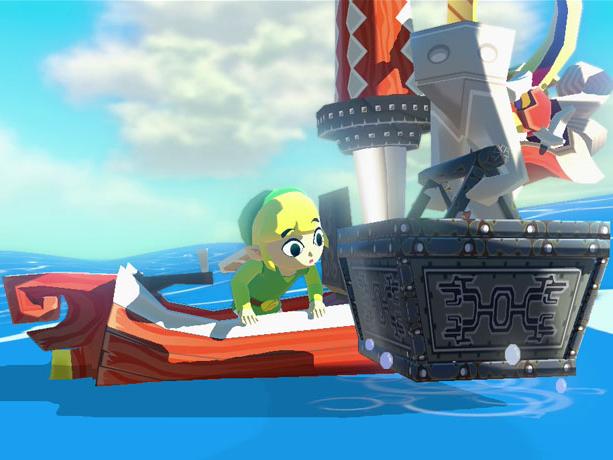 The Legend of Zelda Wind Waker Nintendo GameCube GC WiiU Xtreme Retro 4
