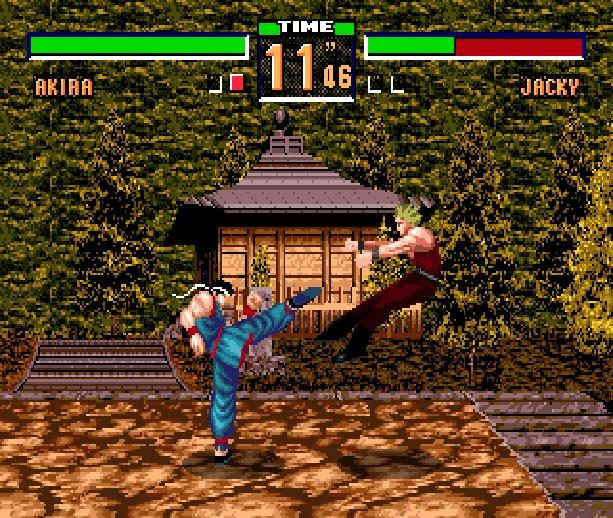 Virtua Fighter Sega Genesis Mega Drive MD Xtreme Retro