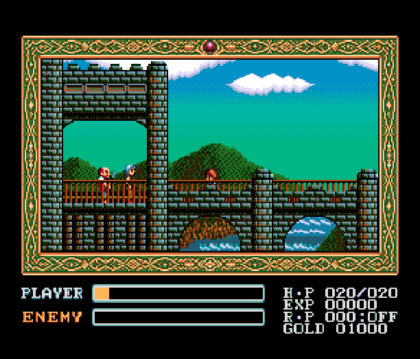 YS III Wandrers from Ys Sega Genesis Mega Drive MD Turbografx PC Engine Xtreme Retro 3