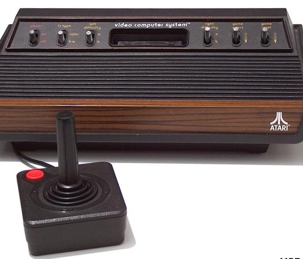 Atari 2600 Xtreme Retro Picture