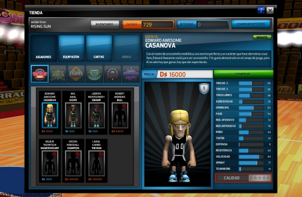 BasketDudes Bitoon Games MMO Xtreme Retro 2